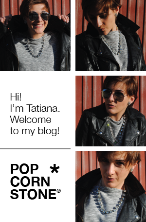 Hi! I'm Tatiana. Welcome to my blog!